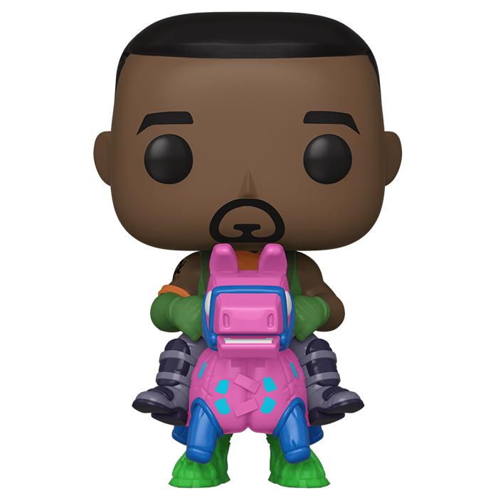 Figura de Funko Pop Giddy Up (Fortnite)