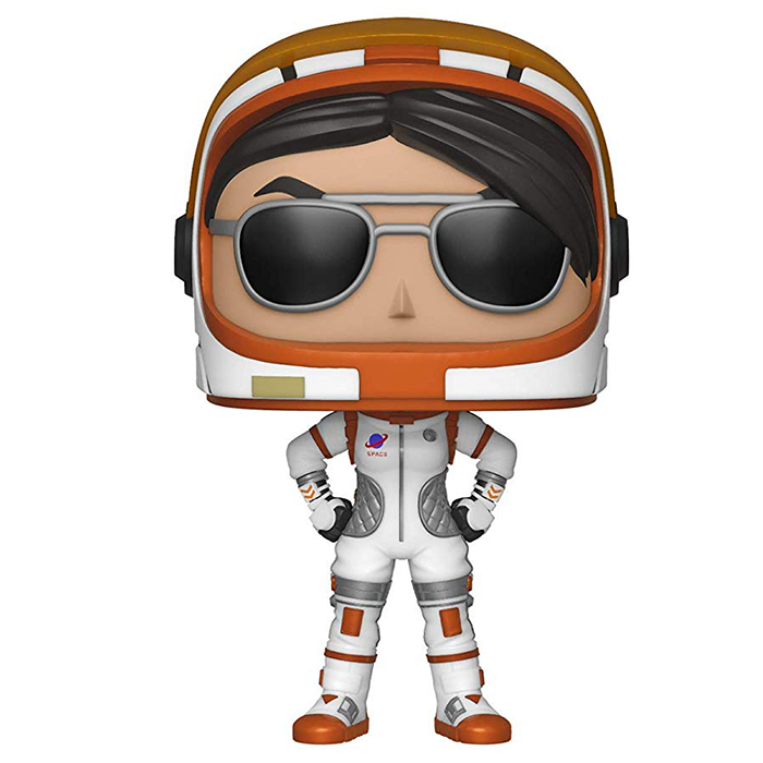 Figura de Funko Pop Moonwalker (Fortnite)