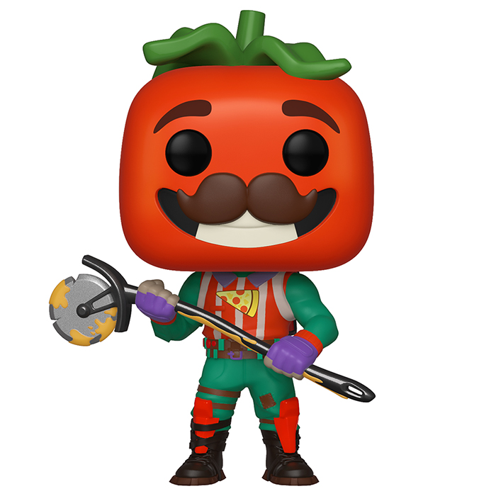 Figura de Funko Pop Tomatohead (Fortnite)